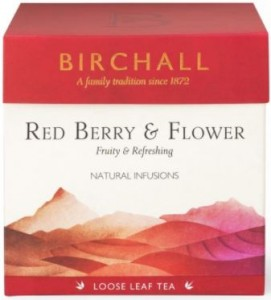 Birchall Loose Leaf Tea - Red Berry & Flower 125g